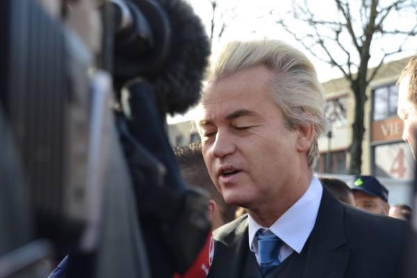 Wilders in Spijkenisse